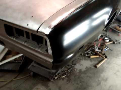 1968 Camaro Part 17