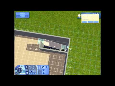 The Sims 3: CFE tiptorial Part IV- Stairs and CFE