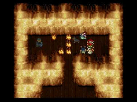Final Fantasy VI Boss 15: Flame Eater