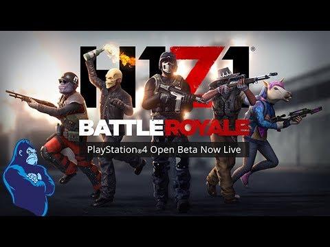 [H1Z1][PS4] 🦍Gorilla Gaming®| H1Z1: BATTLE ROYALE BETA  | 🦍