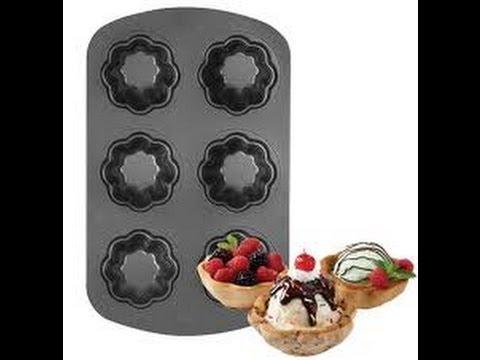 Recipe Cookie Bowls