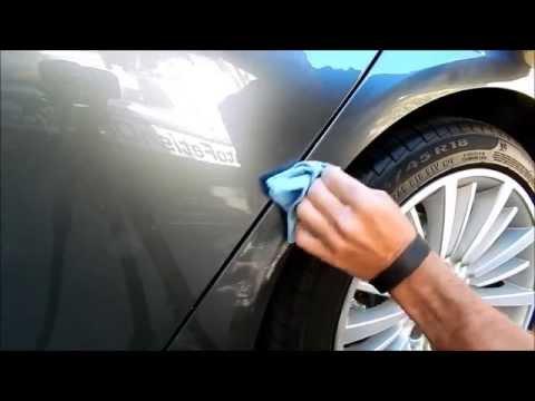 Car Paint Scratch Repair: Removing paint transfer, wet-sanding, car paint polishing,touch-up paint