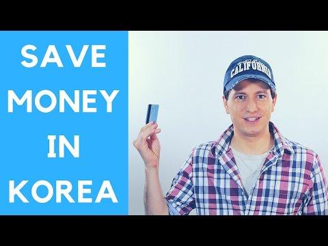 8 Secret Tips for Saving Money in Korea