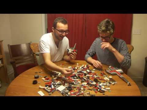 Lego Building Contest #1: Spaceships