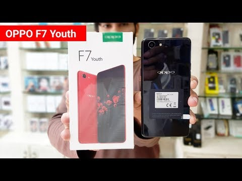 OPPO F7 Youth Unboxing & First impression !
