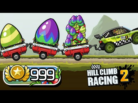 Hill Climb Racing 2 | The Easter Event | Gameplay