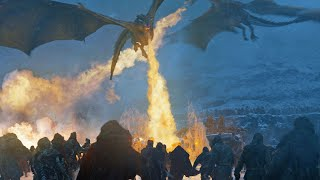 BIGGEST Game Of Thrones Battle Ever...