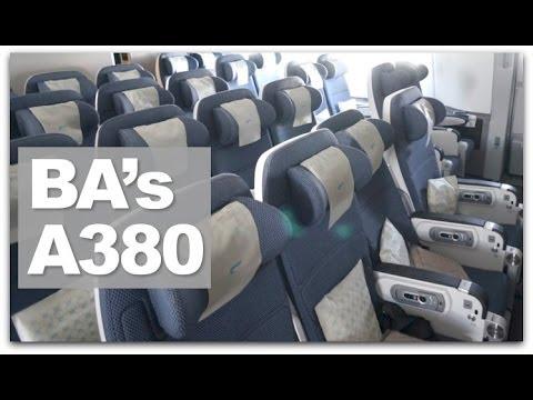 British Airways A380 | Economy & Premium Economy Reviewed