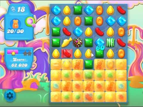 Candy Crush Soda Saga Level 76