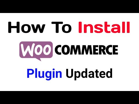 How to Install woocommerce in wordpress step by step [Hindi]