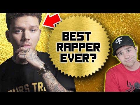 PHORA: Best Rapper Ever? (Ep. 01)
