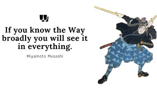 Miyamoto Musashi - The Way Seen In All Things