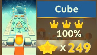 Rolling Sky - Cube [WORLD RECORD]