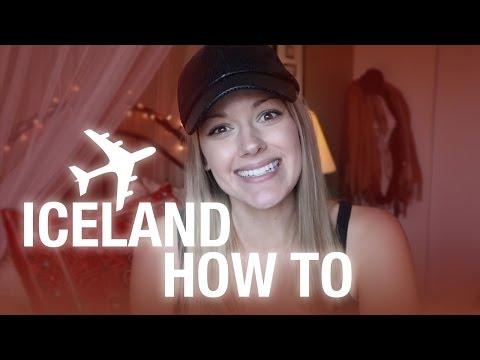 HOW TO PLAN A TRIP TO ICELAND | TOP BUDGET TIPS