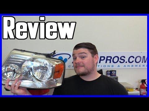 Yitamator/AutoSaver88 F150 2004-2008 Headlight Review