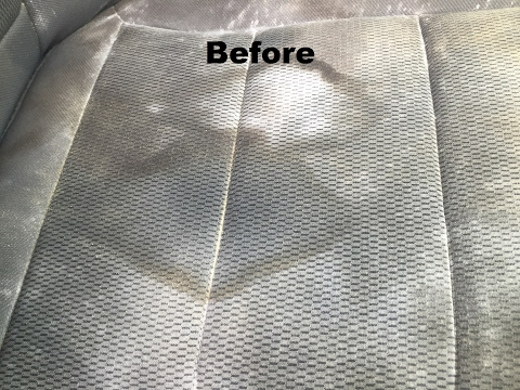 My secret to cleaning truck or car seats / carpet. Anyone can do it