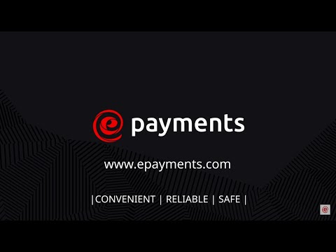 ePayments - electronic payments for you