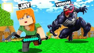 How To Craft VENOM In Minecraft!