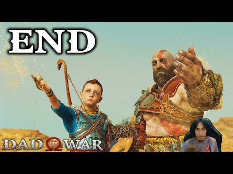 GOD OF WAR 4 | Part 13 | ENDING + Secret reaction |  Gameplay Walkthrough