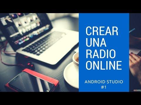 Crear un radio online en Android Studio #Parte 1