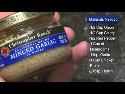 Healthy Chicken Stir-Fry Recipe