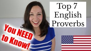 Learn English from Bangla - 25 Most Common English Proverbs
