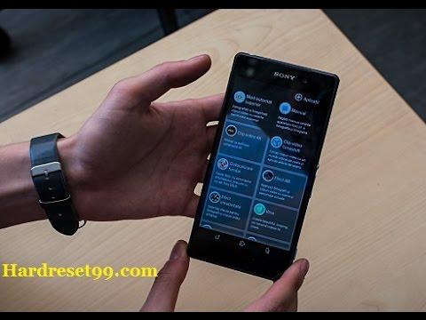 Sony Xperia M2 Aqua Hard reset, Factory Reset & Password Recovery