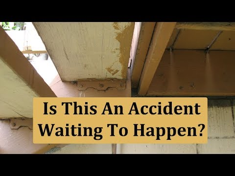 Stair Tread Bracket Location Can Cause Accidents – Stair Building Tips