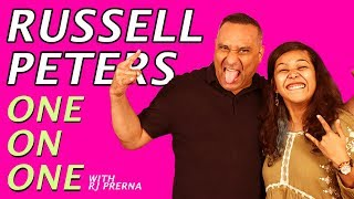 Russell Peters at his Candid best | Mirchi Prerna | Filmy Mirchi