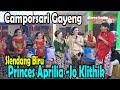 GAYENG SLENDANG BIRU ADA #PRINCES APRILIA#JO KLITHIK#EKA KEBUMEN#VIANA MUSIC HD