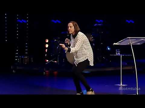 Christine Caine Passion Update April 26, 2018 : Jerusalem Will Be Divided