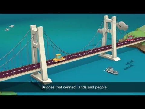Hyundai E&C Construction Story   Bridge