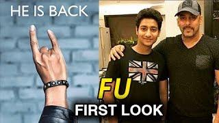 REVEALED: FU Marathi Movie | First Look Poster | Akash Thosar | Mahesh Manjrekar | Salman Khan