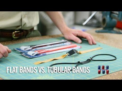 Flat vs Tubes