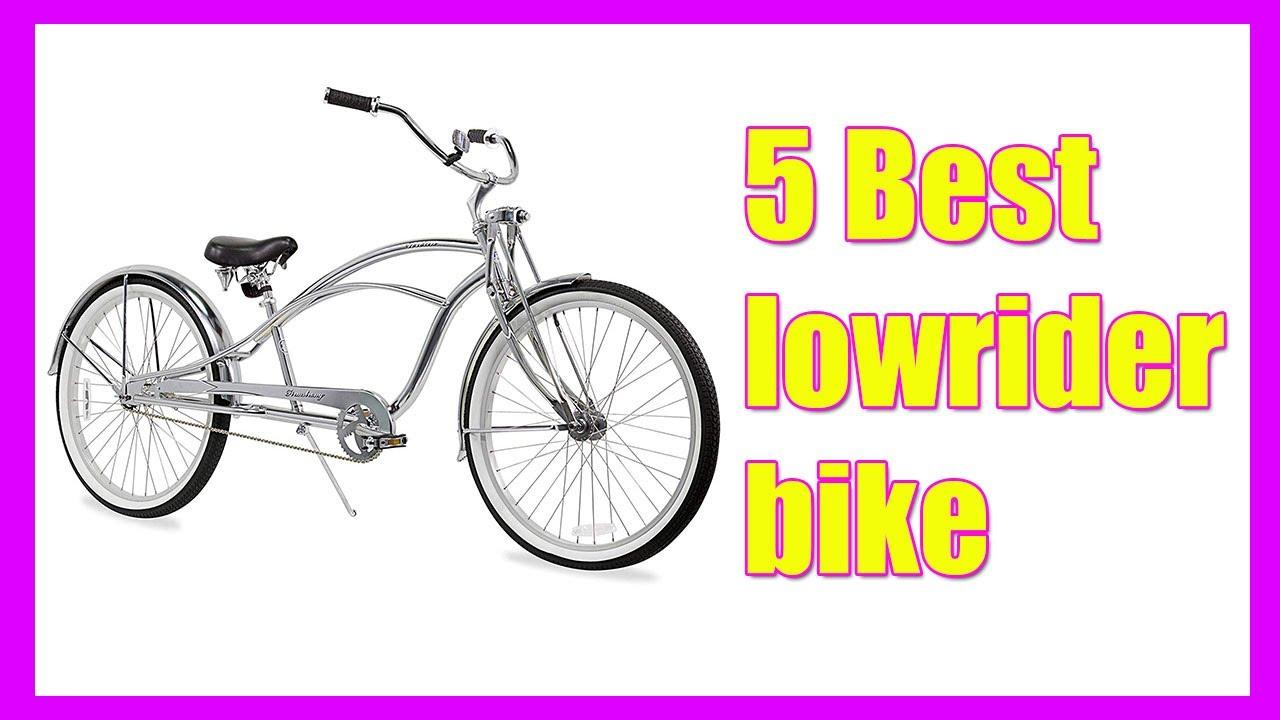 5 Best lowrider bike