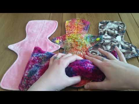 Beginners Guide - Top 5 Tips When Buying Cloth Pads & Starting Your Stash
