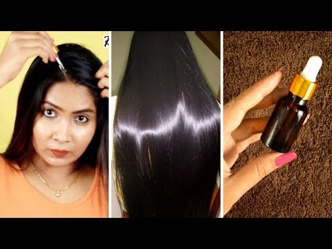 सिर्फ एक बार लगा लो इससे बाल बुढ़ापे तक बढ़ना बंद नहीं होंगे | Rabia Skincare