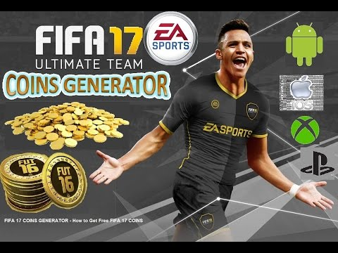 FIFA 17 Coin Generator - How to Get Free FIFA 17 COINS