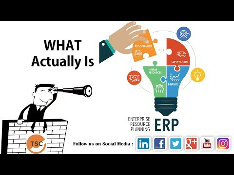 What Is ERP, Implication & Different ERPs | Beginner Guide To Tech Recruiting