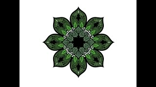 How To Make A Mandala In Illustrator