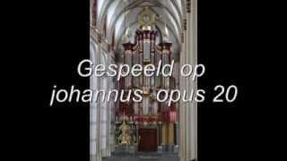 gespeeld op een Johannus Opus 20