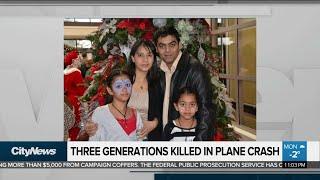 17 of 18 Canadians killed in Ethiopian crash identified
