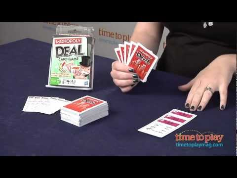 Monopoly Deal from Hasbro