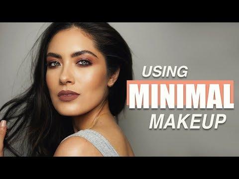 Pretty Grunge Makeup Tutorial | Minimal Makeup | Melissa Alatorre