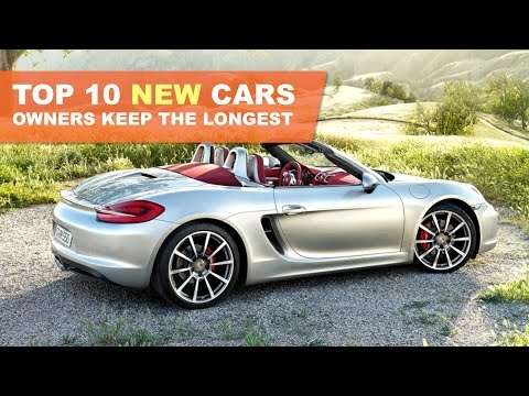 Top 10 NEW Cars Owners Keep the Longest