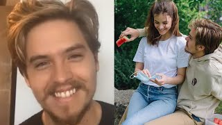 Dylan Sprouse Admits He Secretly Created a 'Sun Eater' Character Based on Girlfriend Barbara Palv…