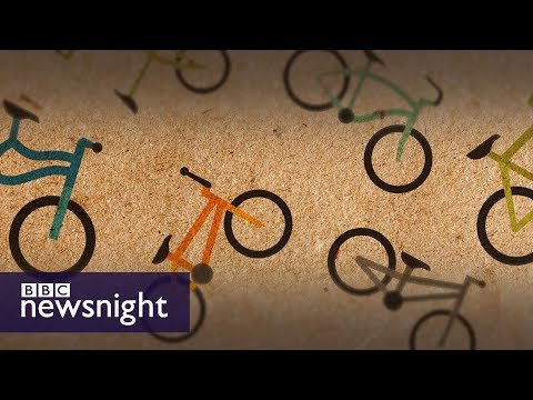 Should bicycle helmets be made compulsory? - BBC Newsnight