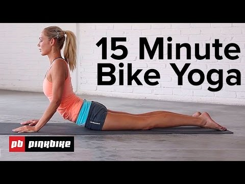 15 Minute Post-Ride Mountain Bike Yoga Routine