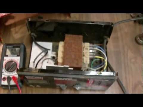 Diy Battery Charger Repair (Thermal Breaker fix)