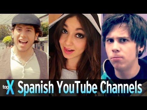 Top 10 Youtube Spanish Channels Topx Ep40